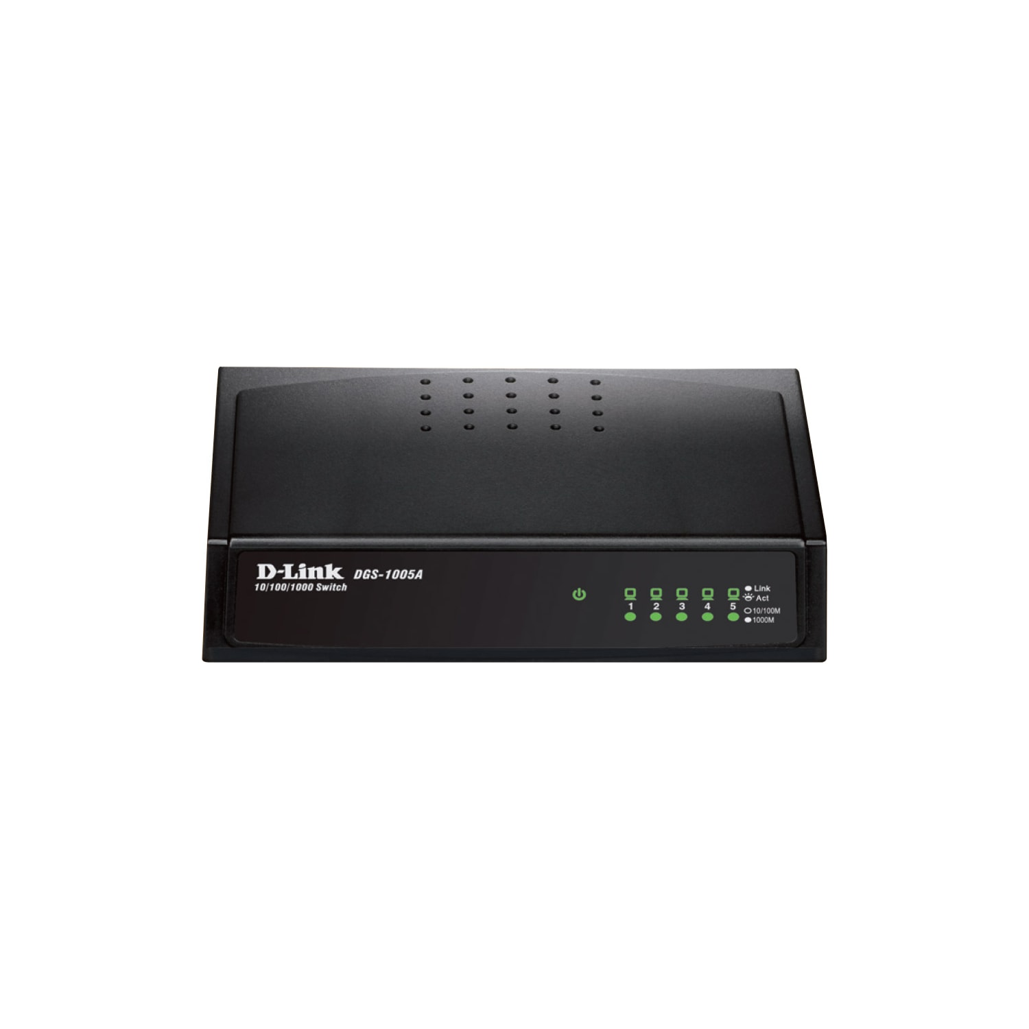 Buy D-Link DGS-1005A 5 Ports Ethernet Switch | Virtual IT Managed ...