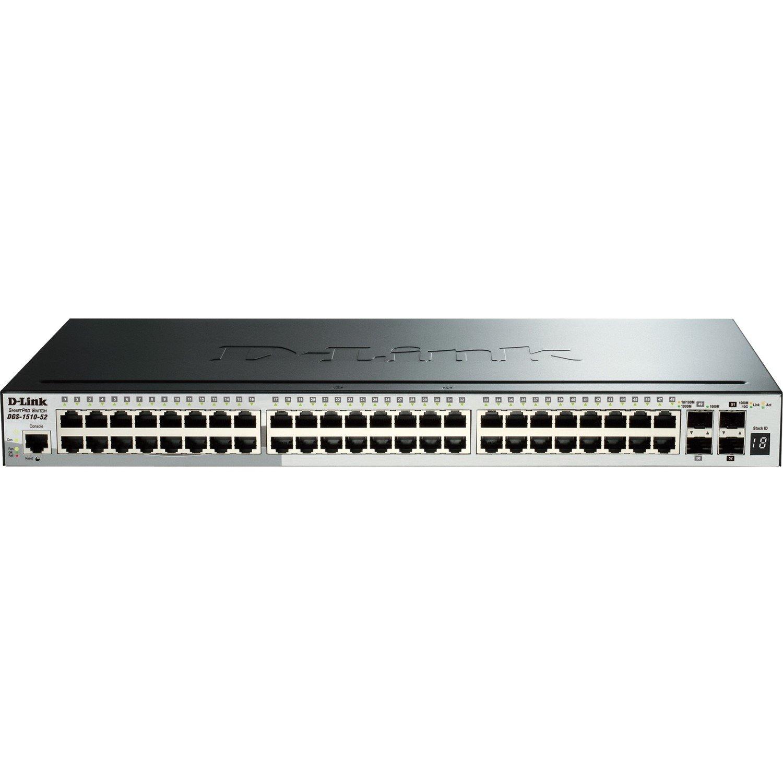 D-Link SmartPro DGS-1510-52 52 Ports Manageable Ethernet Switch