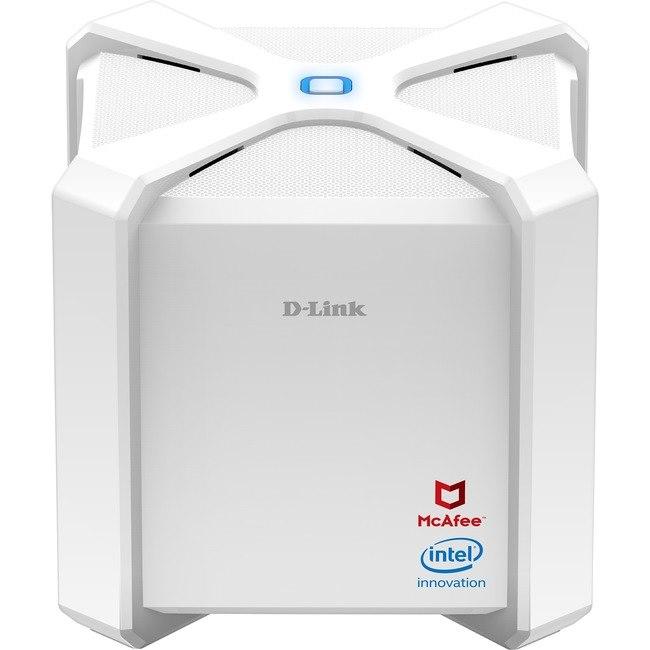 D-Link D-Fend DIR-2680 IEEE 802.11ac Ethernet Wireless Router