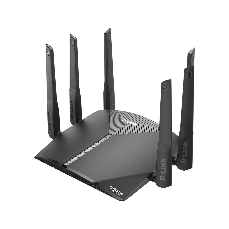 D-Link EXO DIR-3060 IEEE 802.11ac Ethernet Wireless Router