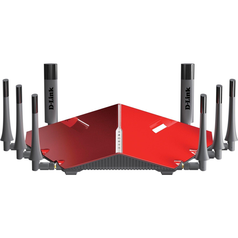 D-Link DIR-895L IEEE 802.11ac Ethernet Wireless Router