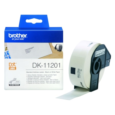 Brother DK11201 Address Label