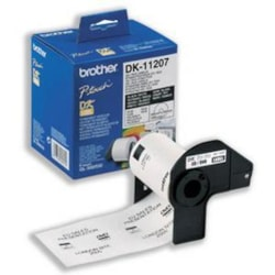 Brother DK11207 Optical Disc Label