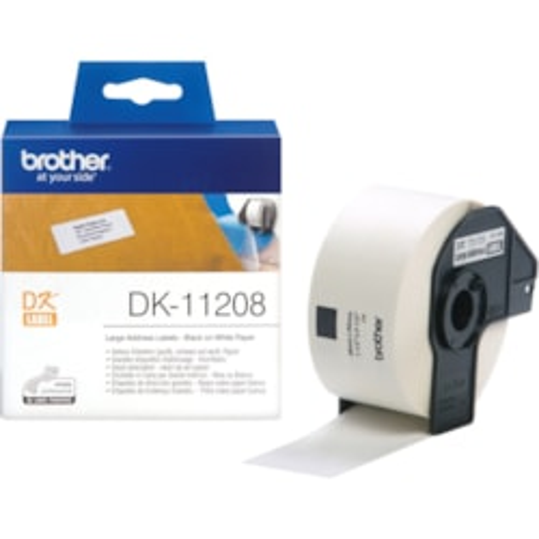 Brother DK11208 Address Label