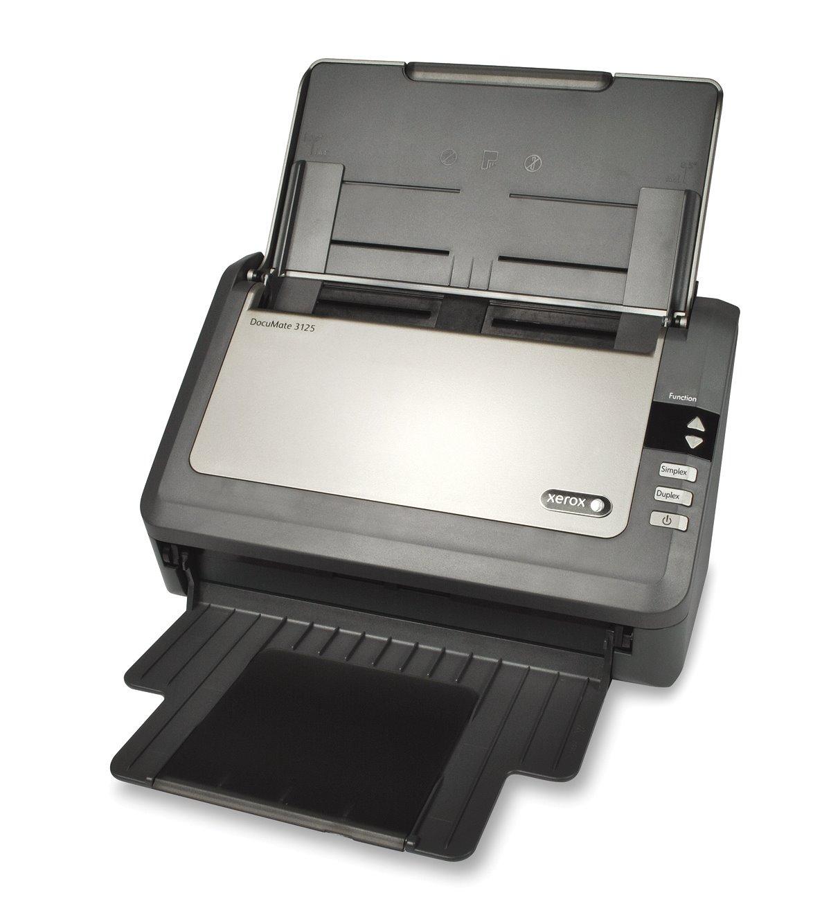 Fuji Xerox DocuMate 3125 Sheetfed Scanner - 600 dpi Optical