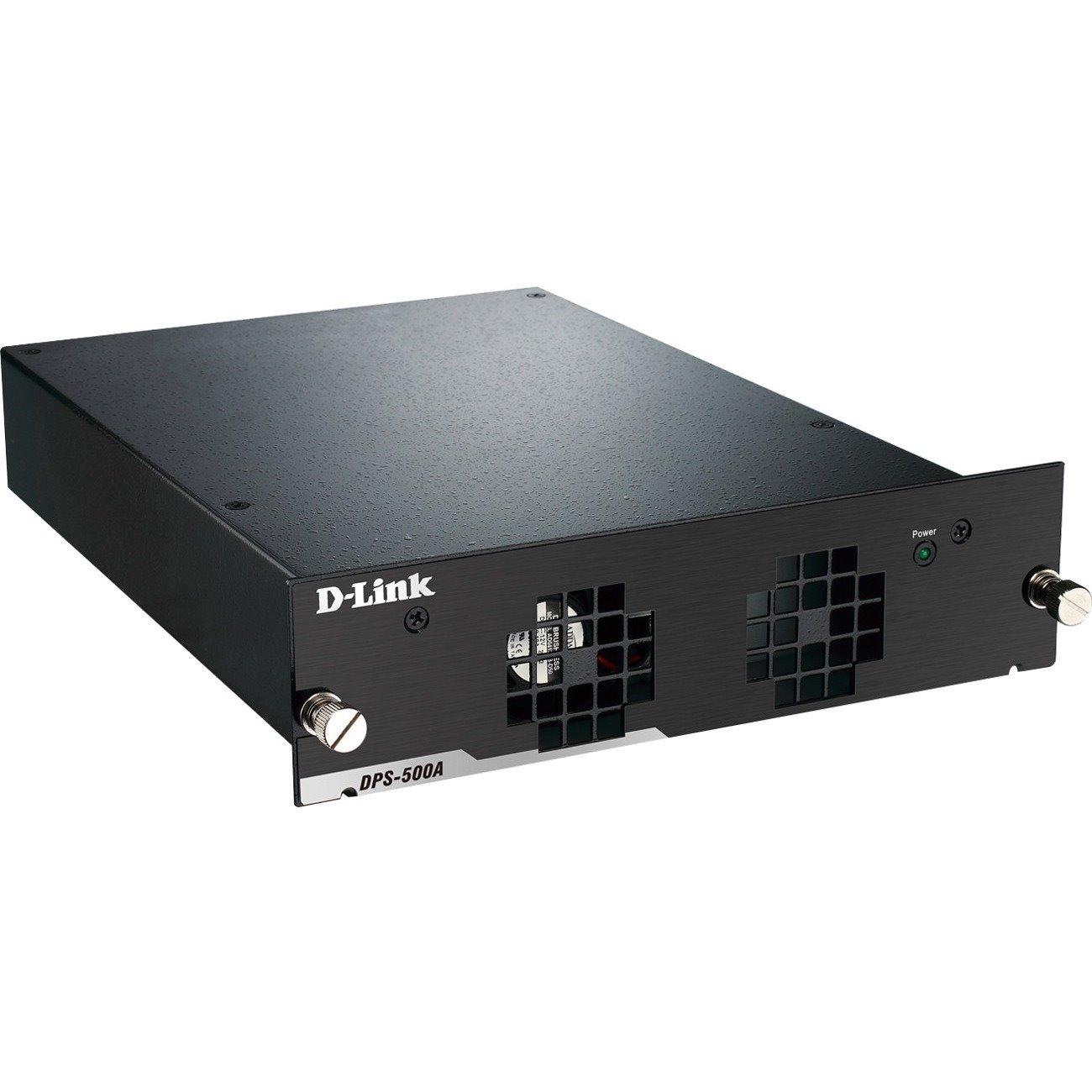 D-Link DPS-500A Modular Redundant Power Supply