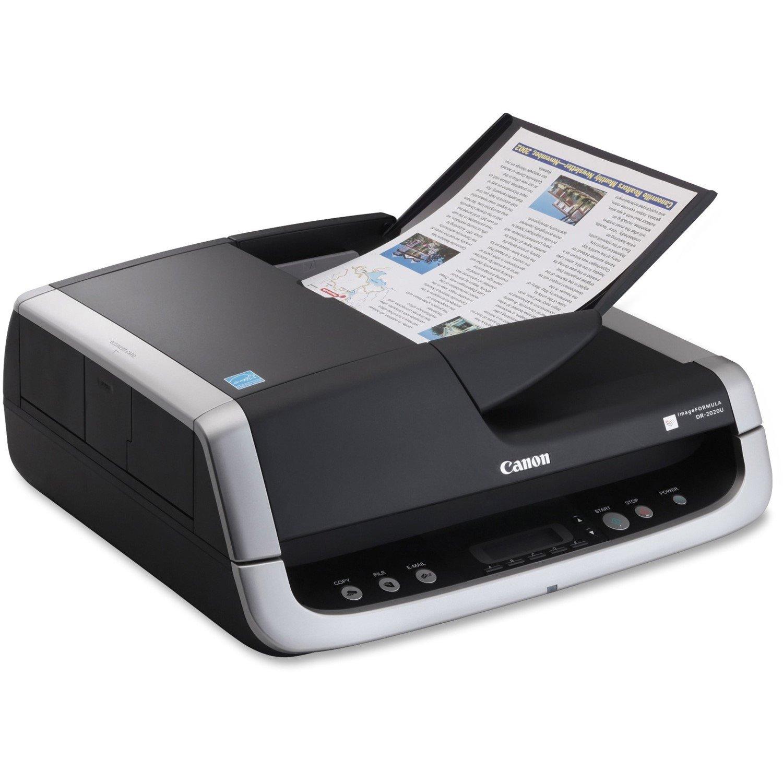 Canon DR-2020u Flatbed Scanner - 1200 dpi Optical