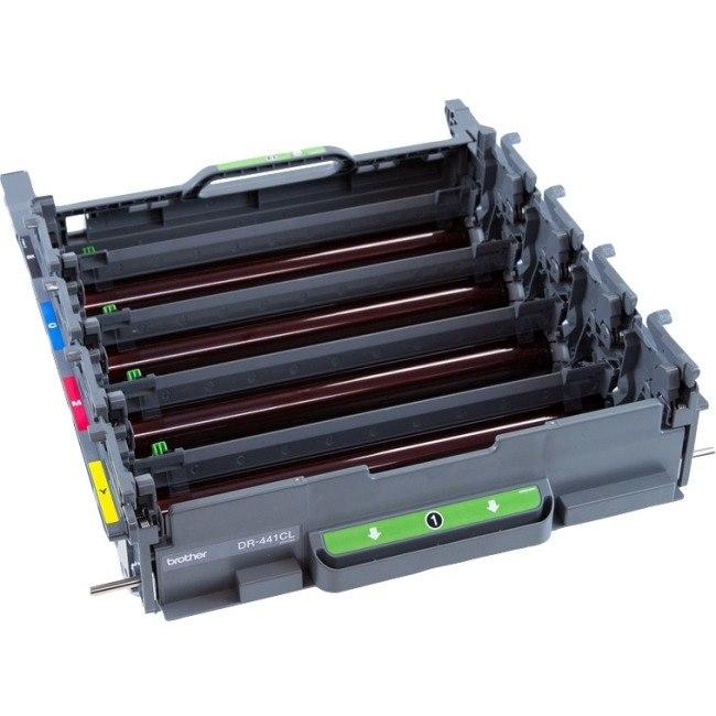 Brother DR441CL Laser Imaging Drum for Printer - Original - Black