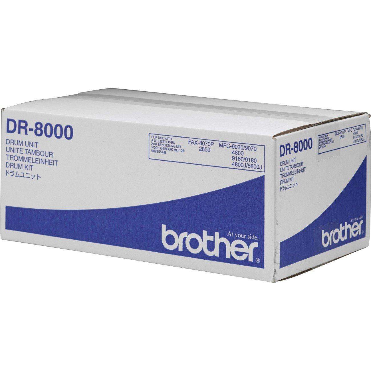 Brother DR 8000 Laser Imaging Drum - Black