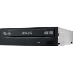 Asus DRW-24D5MT DVD-Writer - Retail Pack - Black