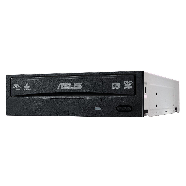 Asus DRW-24D5MT DVD-Writer - Retail Pack - Black