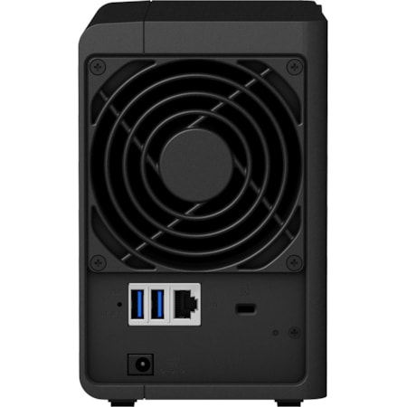 Synology DiskStation  2 x Total Bays NAS Storage System