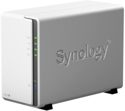 Synology DiskStation DS218J 2 x Total Bays SAN/NAS Storage System - Desktop