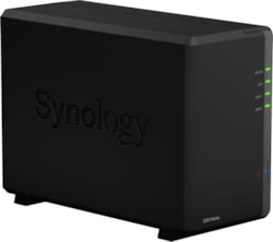 Synology DiskStation DS218play 2 x Total Bays SAN/NAS Storage System - Desktop