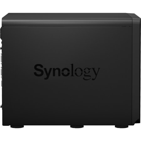 Synology DiskStation DS3617xs 12 x Total Bays SAN/NAS Storage System - Intel Xeon Quad-core (4 Core) 2.20 GHz - 16 GB RAM - DDR4 SDRAM Desktop