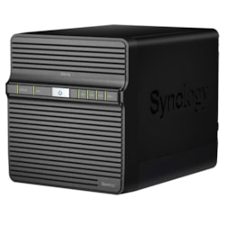 Synology DiskStation DS418J 4 x Total Bays SAN/NAS Storage System - Desktop