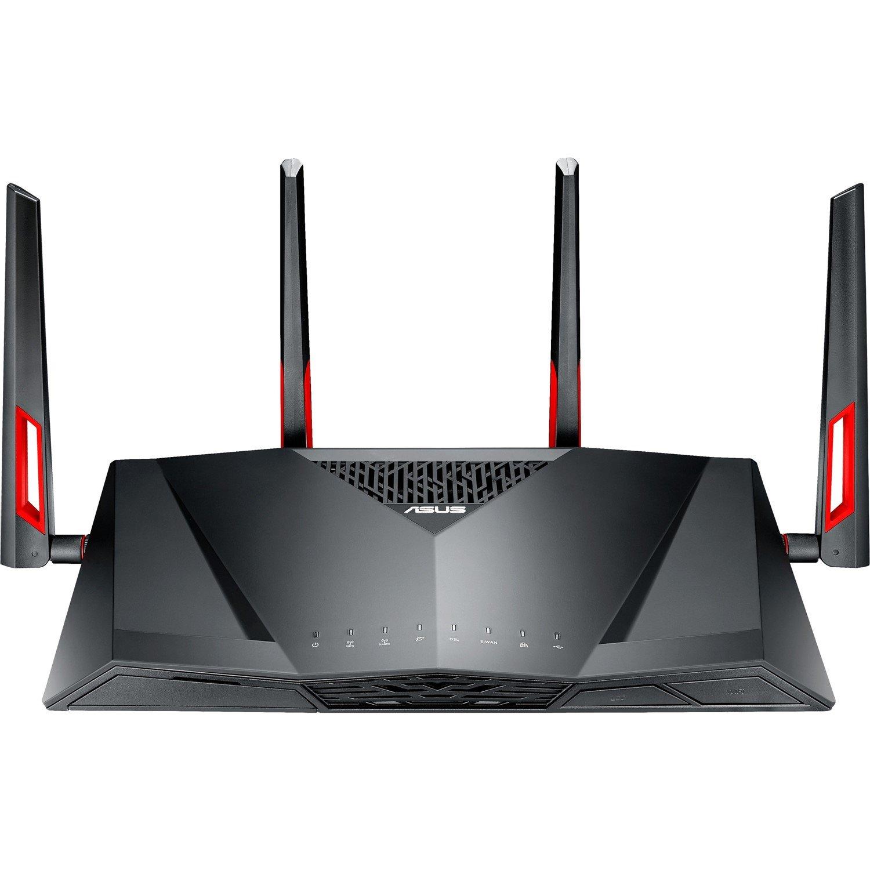 Asus DSL-AC3100 IEEE 802.11ac ADSL2, VDSL2, Ethernet Modem/Wireless Router