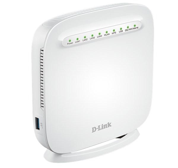 D-Link DSL-G225 IEEE 802.11n Ethernet, VDSL2, ADSL2+ Modem/Wireless Router