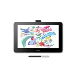 "Wacom One DTC133W0C Graphics Tablet - 33.8 cm (13.3"") - 2540 lpi - Cable"