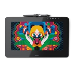 "Wacom Cintiq Pro DTH-1320 Graphics Tablet - 33.8 cm (13.3"") - 5080 lpi - Touchscreen - Multi-touch Screen - Wired/Wireless"