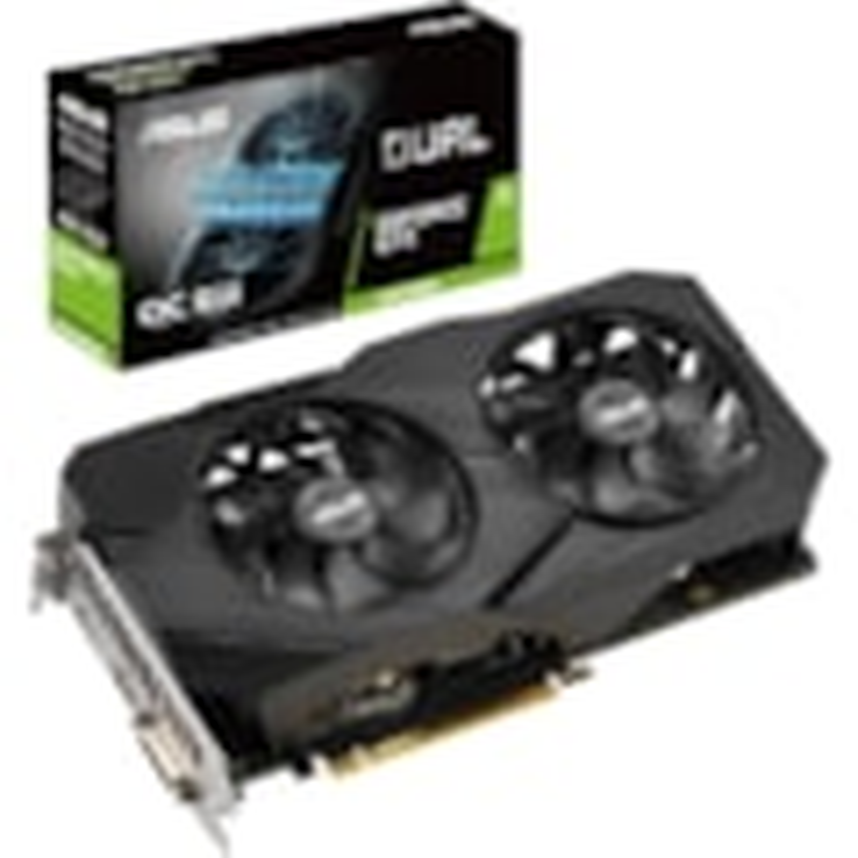Asus Dual DUAL-GTX1660S-O6G-EVO GeForce GTX 1660 SUPER Graphic Card - 6 GB GDDR6