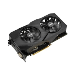 Asus Dual DUAL-RTX2060-O6G-EVO GeForce RTX 2060 Graphic Card - 6 GB GDDR6