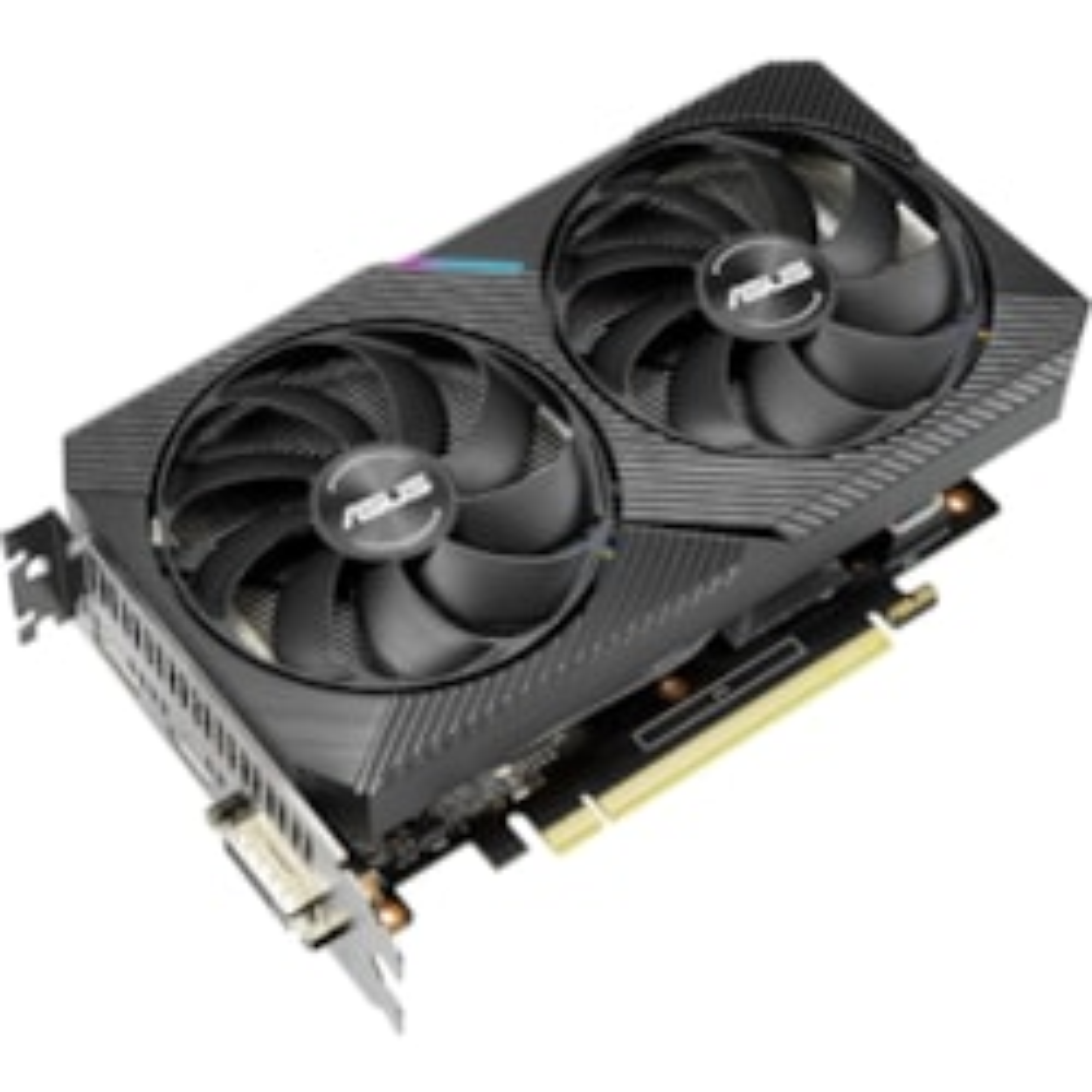 Asus Dual DUAL-RTX2070-O8G-MINI GeForce RTX 2070 Graphic Card - 8 GB GDDR6