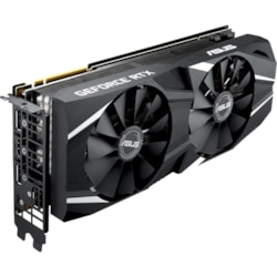 Asus Dual DUAL-RTX2080-O8G GeForce RTX 2080 Graphic Card - 8 GB GDDR6 - Triple Slot Space Required