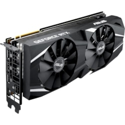 Asus Dual DUAL-RTX2080TI-O11G GeForce RTX 2080 Ti Graphic Card - 11 GB GDDR6 - Triple Slot Space Required