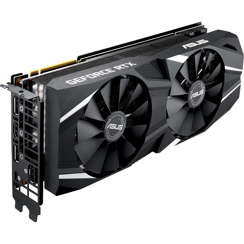Asus Dual DUAL-RTX2080TI-O11G GeForce RTX 2080 Ti Graphic Card - 11 GB GDDR6 - Triple Slot Space Required