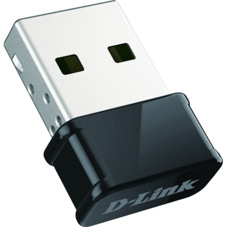 D-Link DWA-181 IEEE 802.11ac - Wi-Fi Adapter for Desktop Computer/Notebook