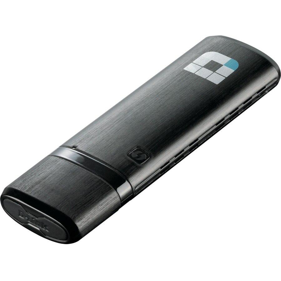 D-Link DWA-182 IEEE 802.11ac - Wi-Fi Adapter