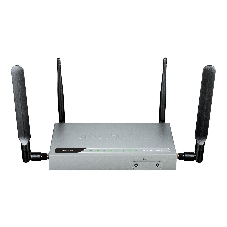 D-Link DWR-925 IEEE 802.11n Cellular, Ethernet Modem/Wireless Router
