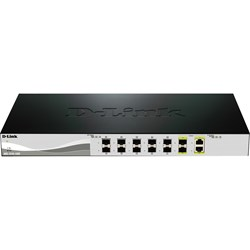D-Link SmartSwitch DXS-1210-12SC 12 Ports Manageable Ethernet Switch