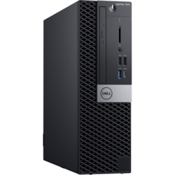 Dell OptiPlex 7000 7070 Desktop Computer - Core i5 i5-9500 - 8 GB RAM - 256 GB SSD - Small Form Factor