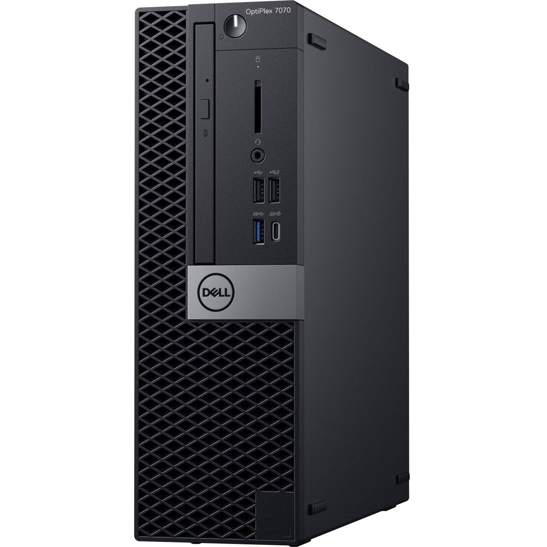 Dell OptiPlex 7000 7070 Desktop Computer - Core i5 i5-9500 - 8 GB RAM - 256 GB SSD - Small Form Factor