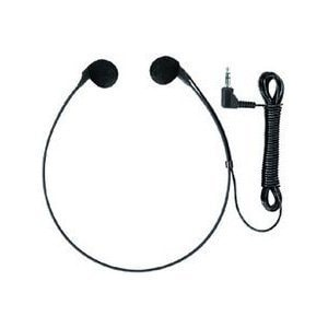 Olympus E-102 Wired Stereo Headphone - Open