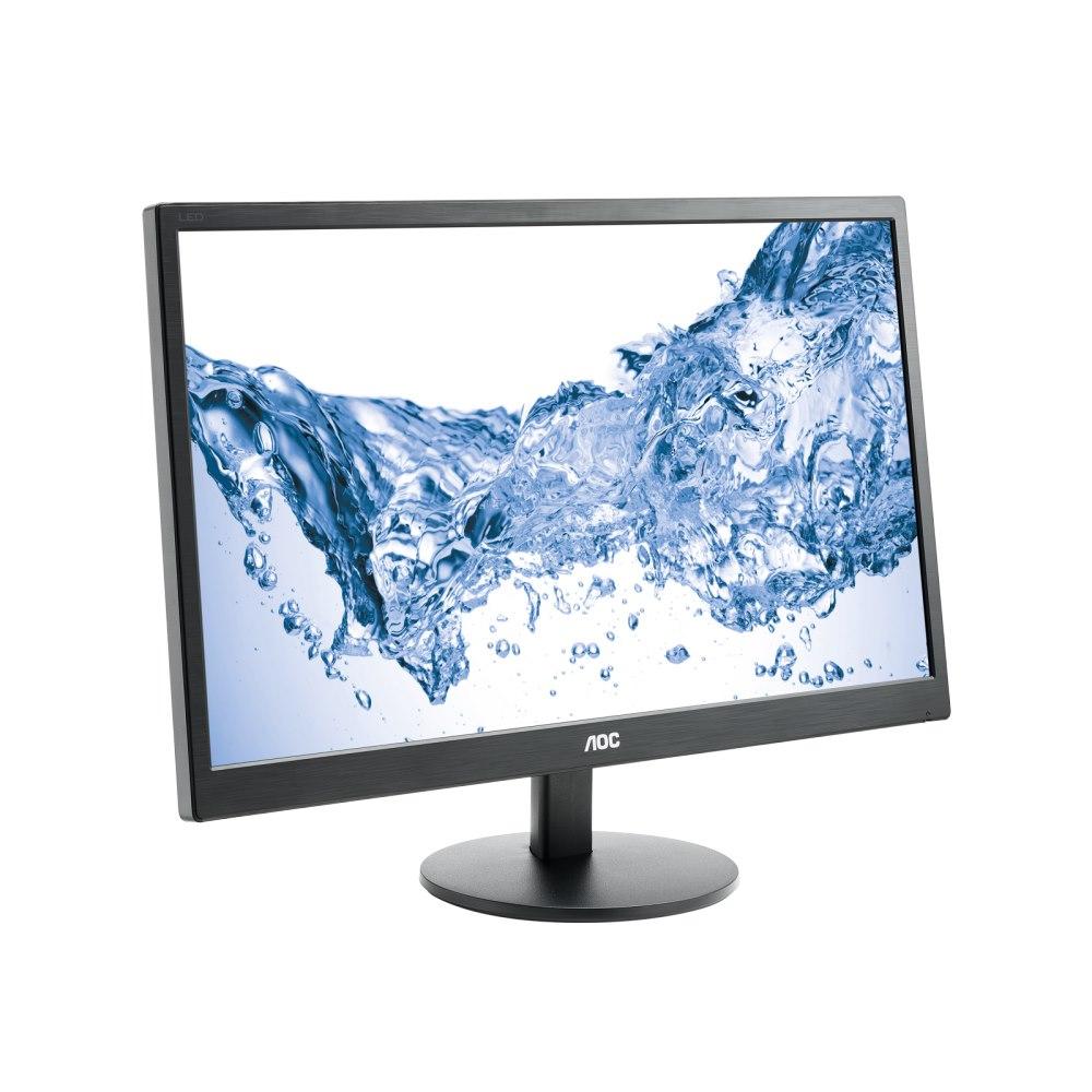 "AOC Gaming E2470SWH 59.9 cm (23.6"") Full HD LED LCD Monitor - 16:9 - Black"