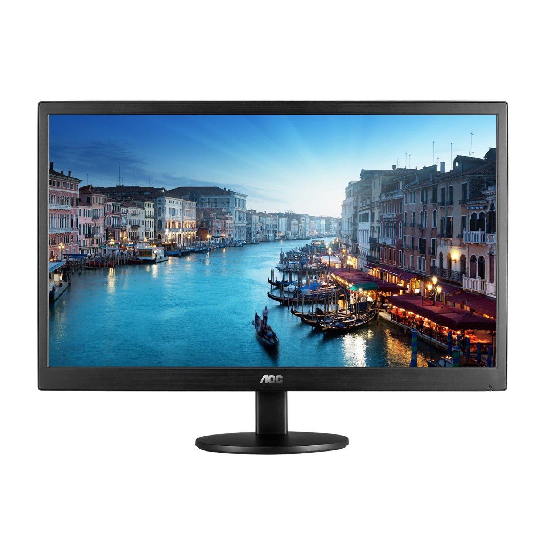 """AOC Value-line E2770SH 68.6 cm (27"""") Full HD LED LCD Monitor - 16:9 - Black"""