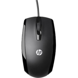 HP X500 Mouse - Optical - Cable - 3 Button(s)