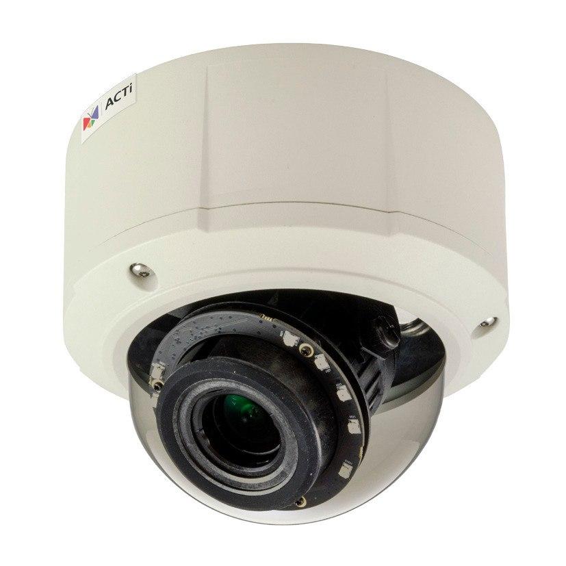 ACTi E815 5 Megapixel Network Camera - Dome