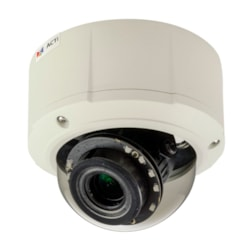 ACTi E815 5 Megapixel Network Camera - Colour