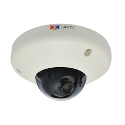 ACTi E913 3 Megapixel Network Camera - Colour