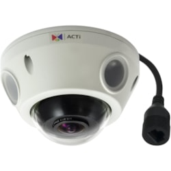 ACTi E925 5 Megapixel Network Camera - Colour