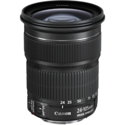 Canon - 24 mm to 105 mm - f/5.6 - Standard Zoom Lens for Canon EF