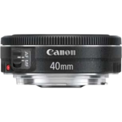 Canon - 40 mm - f/2.8 - Fixed Focal Length Lens for Canon EF/EF-S