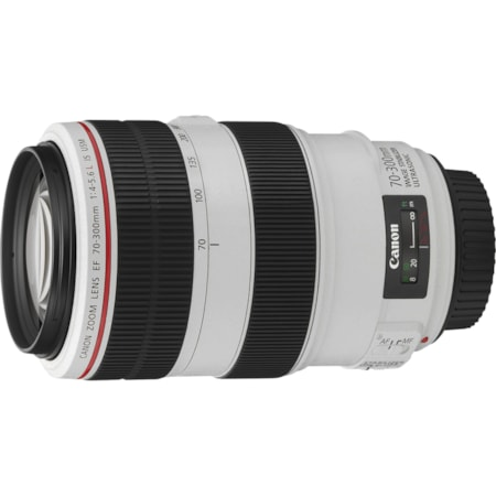 Canon - 70 mm to 300 mm - f/4 - 5.6 - Telephoto Zoom Lens for Canon EF/EF-S