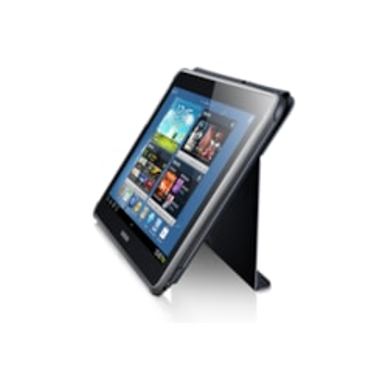 """Samsung EFC-1G2NGE Carrying Case for 25.7 cm (10.1"""") Tablet - Dark Grey"""