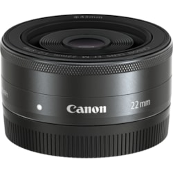 Canon - 22 mm - f/2 - Wide Angle Lens for Canon EF-M