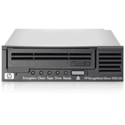 HP StorageWorks LTO-5 Tape Drive - 1.50 TB (Native)/3 TB (Compressed) - 3 Year Warranty